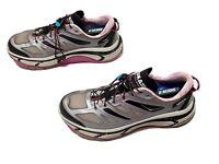Hoka One One Womens Mafate Speed Athletic Trail Running Shoes Size 9 Purple