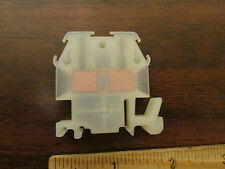 Square-D DIN Rail Connector 9080-GR6-Ser. C. 8-22 AWG CU 600V 60A New