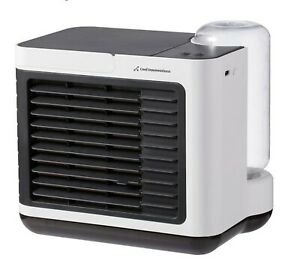 12v Mini Portable Air Conditioner cooler USB + rechargeable battery operated