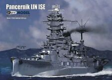 Japanese Battleship IJN ISE paper model 1:200 huge 105cm