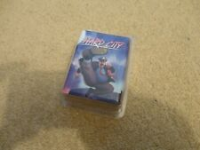Hard City miniature game, resin sample figure. New and sealed
