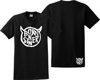 Born Sinner T Shirt Cole World Dreamville Album Rocnation TDE Music Tee Shirts