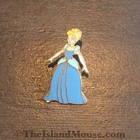 Vintage Disney Cinderella standing in blue gown Pin (UH:1610)