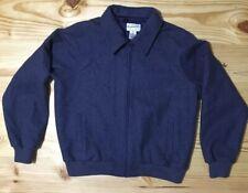 Pendleton Jacket Zip Up Wool Jacket Youth XL