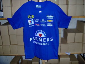 Kasey Kahne Farmer's Insurance Sponsor Large T- Shirt