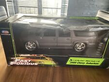 Chevy Suberban 1/18 Fast And Furious Joyride