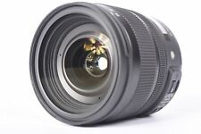 Sigma 24-70mm f/2.8 DG OS HSM ART Zoom Lens for Nikon F Mount   #P7793