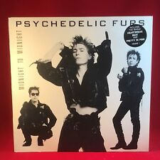 PSYCHEDELIC FURS Midnight To Midnight 1986  UK Vinyl LP EXCELLENT CONDITION