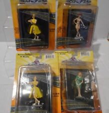 Motorheads 1/24 G scale figures, 6 female figures