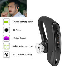 Noise Cancelling Stereo Bluetooth Headset Headphone For Samsung iPhone Htc Nokia
