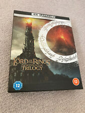 Lord Of The Rings Trilogy 4K UHD Blu-ray Box Set