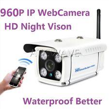 1MP Security 960P Outdoor HD IR Night Vision IP WIFI Wireless Home CCTV Camera