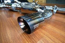 TOG JDM PRO exhaust CAT BACK for SUBARU BRZ TOYOTA 86 Scion FRZ