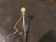 Opal 9 Carat Rose Gold Edwardian Fine Jewellery