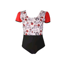 Ladies Womens adult Disney princess swimwear Swimsuit Swimming Costume size 10