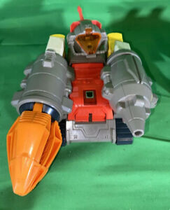 VINTAGE G1 Transformers 1985 Omega Supreme Base Tank - Not Complete