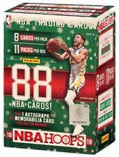 NBA 2018-19 HOLIDAY Hoops Basketball Trading Card BLASTER Box