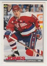 1995-1996 Upper Deck Collector's Choice #166 Keith Jones Washington Capitals