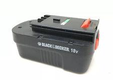Genuine Black & Decker Model HPB18 18 Volt OEM Battery