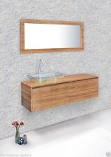 Bathroom Vanity - Modern Bathroom Vanity Set - Single Sink - Savanna - 55""