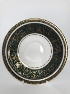 "Royal Doulton 'Vanborough Green' 6"" Saucer - 1st Quality"