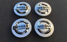 4X Wheel Rim Center Hub Caps For Nissan 350 Z Altima Maxima Murano Sentra 54m