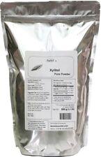 NuSci Xylitol Pure powder 500g (1.1lb) glucose tooth health