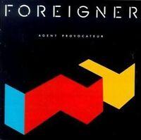Foreigner Agent provocateur (1984) [CD]
