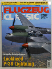 FLUGZEUG CLASSIC - Lockheed P-38 Lightning - Flugzeuge/Flugzeugtechnik (W1641)