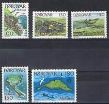 Faeroer/Faroer postfris 1978 MNH 31-35 - Insel Mykines