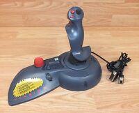 *Untested* Genuine Logitech (863129-0000) Wingman Warrior Joystick Controller