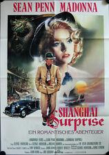 Shanghai Surprise German movie poster Sean Penn Madonna Paul Freeman Casaro