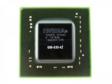 NVIDIA g86-630-a2 a1 8400m GT Graphics GeForce GPU BGA puce IC