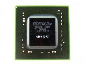 10x Brand New nVidia G86-630-A2 8400M GT Graphics GeForce GPU BGA Chipset IC