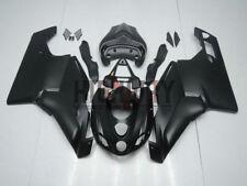 Fairing For 2003-2004 Ducati 749s 999 749 999s Matte Black Fairings Bodywork Kit