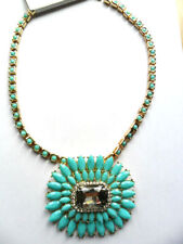 Crystal Chunky Costume Necklaces & Pendants