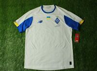 DYNAMO KIEV UKRAINE 2019//2020 FOOTBALL SHIRT JERSEY HOME NEW BALANCE ORIGINAL