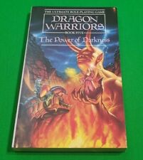 The Power of Darkness ***MINT UNREAD!!*** Dragon Warriors Fighting Fantasy #3