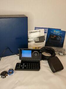 Sirius Xm Onyx Ez Radio NIB  radio,all cables,home dock,car antenna,remote,inst.