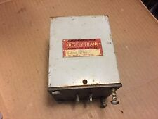 Vintage Hollywood Transformer HollyTran 2699 Hi-Pass Filter 90 cycle 500 ohms
