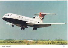 BRITISH  AIRWAYS          -        Hawker Siddeley HS-121  Trident 2E