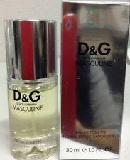 D&G MASCULINE DOLCE GABBANA eau de toilette 30ml 95% contenido