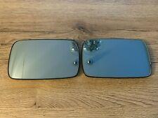 BMW 3 5 E36 E34 E39 GENUINE Mirror glass SET Left & Right with Heating
