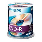 Philips DVD-R 120MIN 16X 4.7GB - 100 Pack Spindle