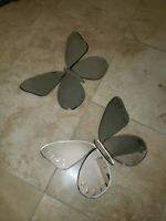 Pottery Barn Kids Butterfly Mirrors SET Of 2