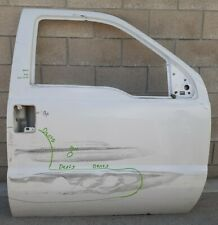 WHITE FRONT RIGHT PASSENGER DOOR SHELL | FITS 1999-2007 FORD F250 F350