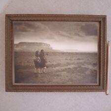 Carl Moon 1907 Original Photograph Zuni Women Fred Harvey El Tovar Karl Photo