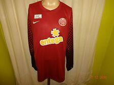"FSV Mainz 05 Original Nike Torwart Trikot 2010/11 ""entega"" Gr.XL Neu"