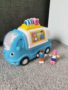 Wow Toys Kitty Camper Van Friction Powered Vehicle