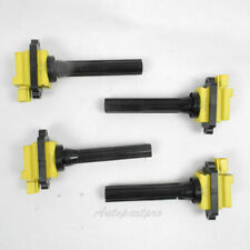 Epoxy Yellow Ignition Coil For 1996-1997 Suzuki Sidekick Sport 1.8L UF169 B156Y*